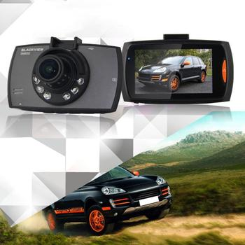 Mini Automobilių DVR Kamera 2.4